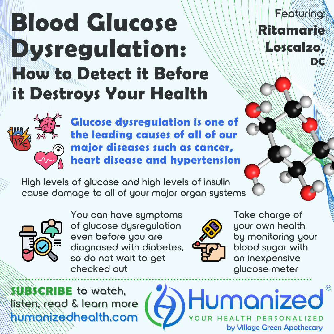 Blood Glucose Dysregulation and How to Detect It