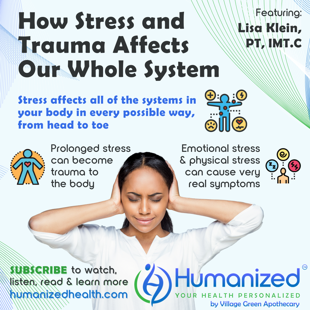 Stress & Trauma: What They Are & How They Affect Our System as a Whole