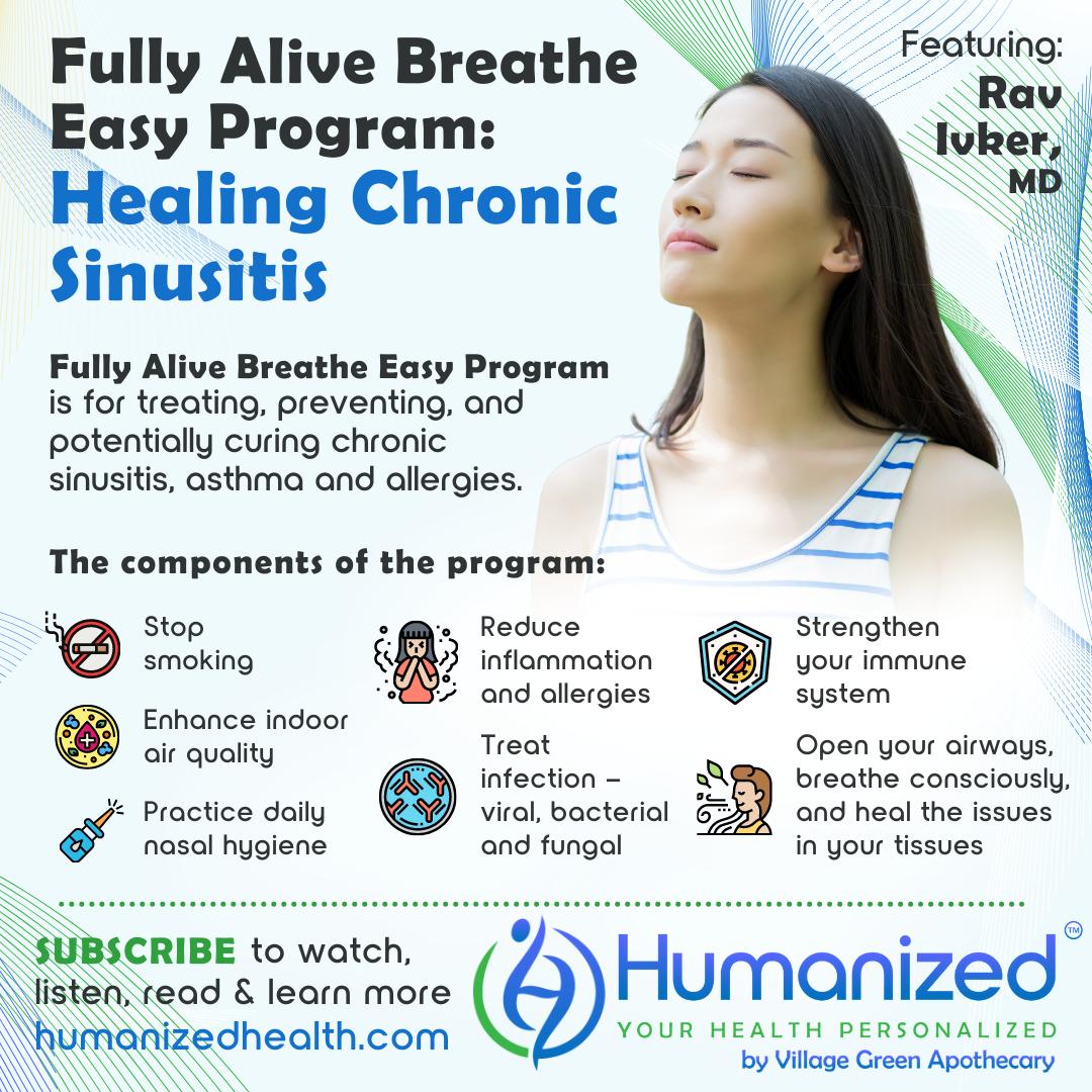Fully Alive Breathe Easy Program