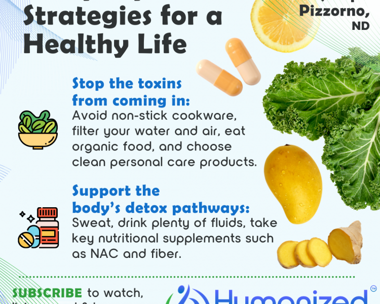 Everyday Detox Strategies for a Healthy Life