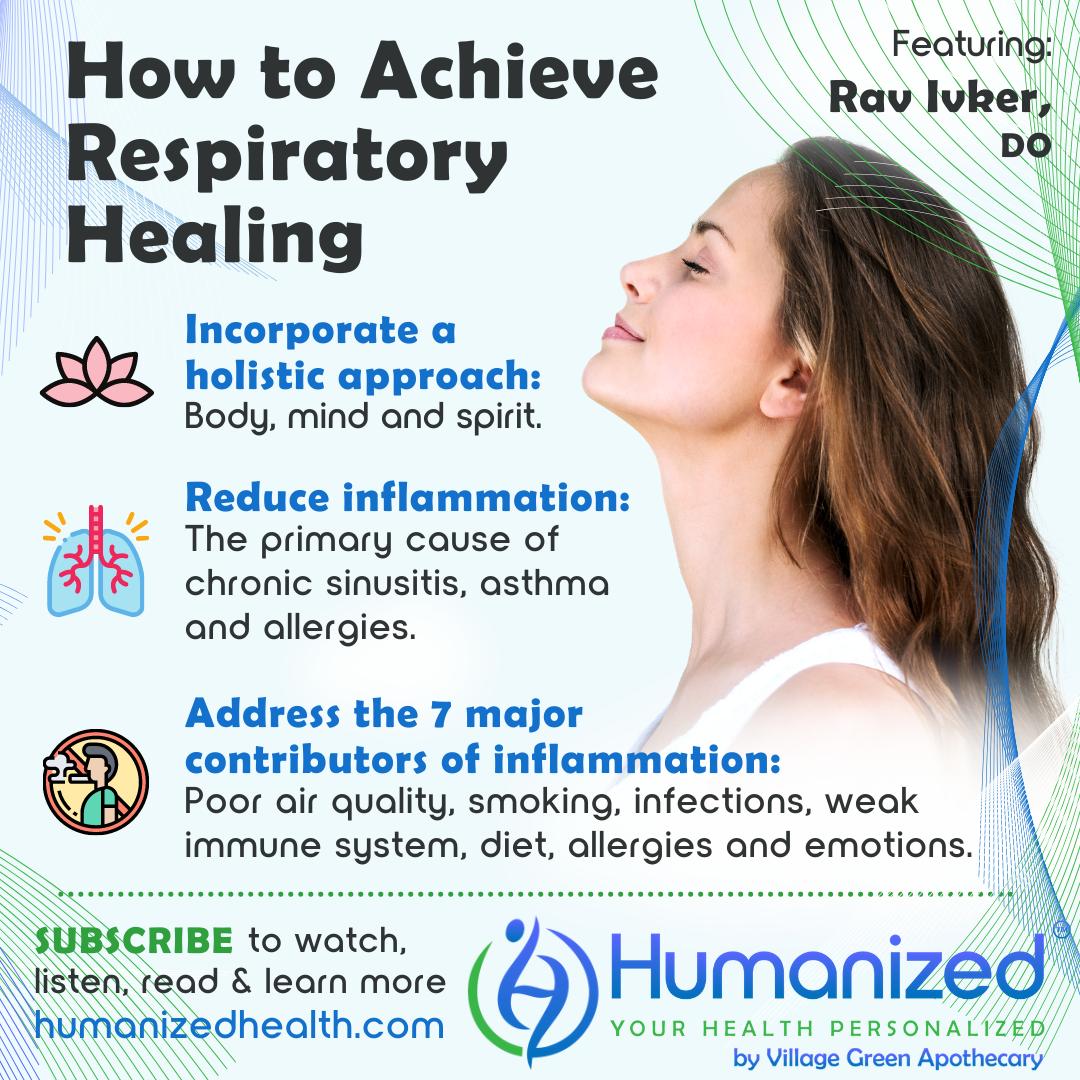 Respiratory Healing