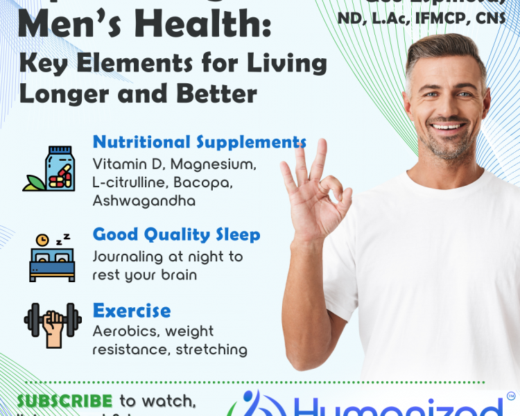 Optimizing Men's Health