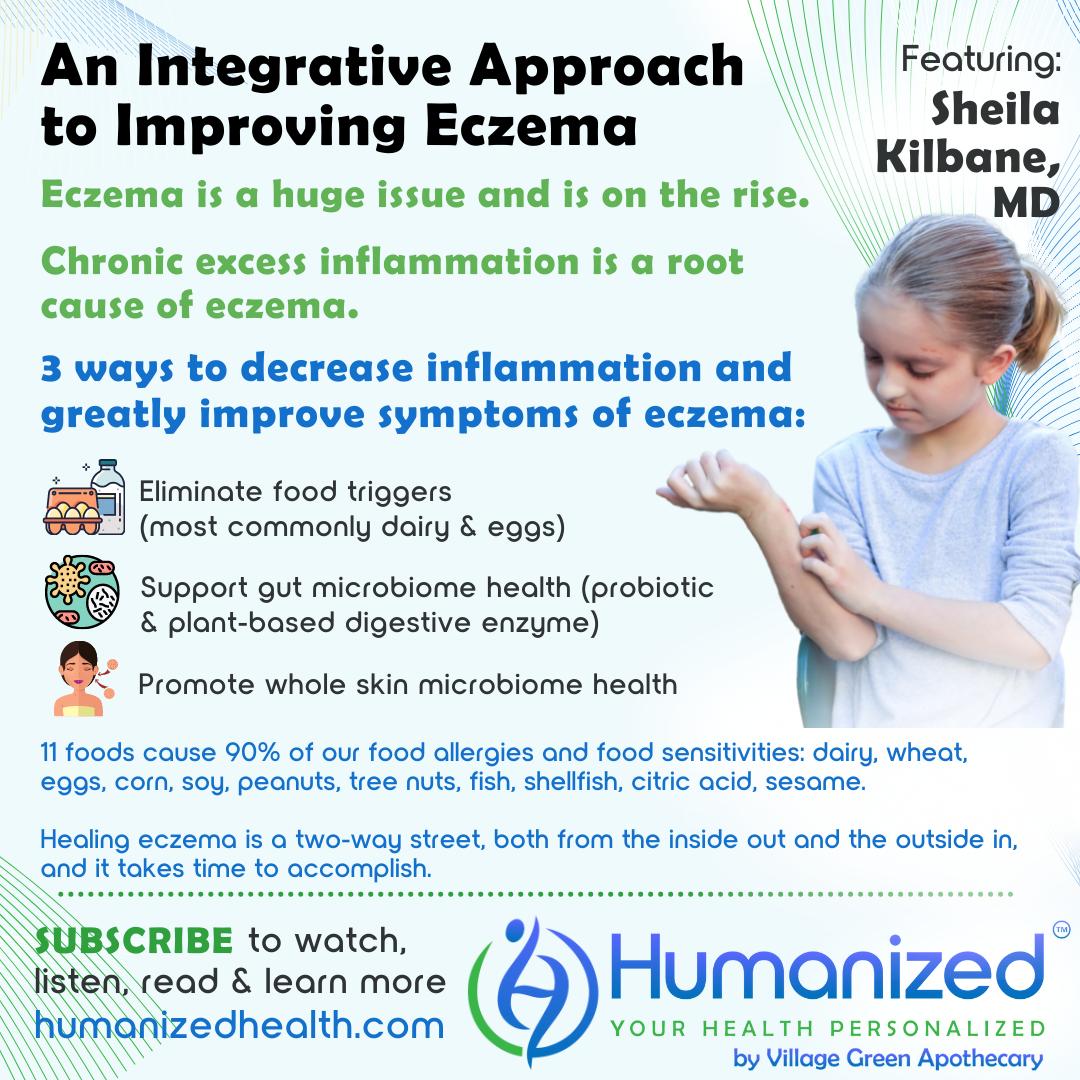 An Integrative Approach to Improving Eczema
